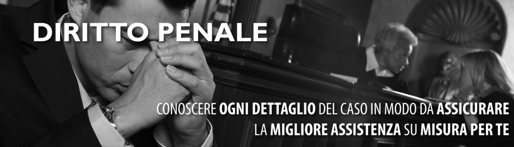 DIRITTO PENALE STUDIO LEGALE ACP PALERMO