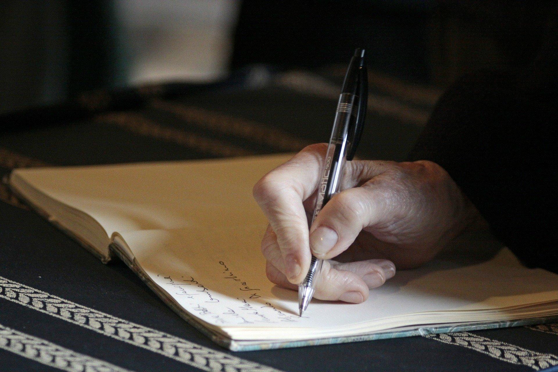 il testamento olografo spiegato dallo studio legale acp di Palermo