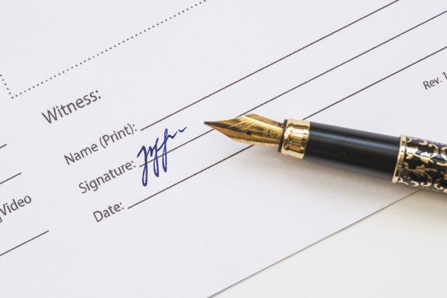 Come fare un testamento olografo? Tema trattato dallo studio legale acp